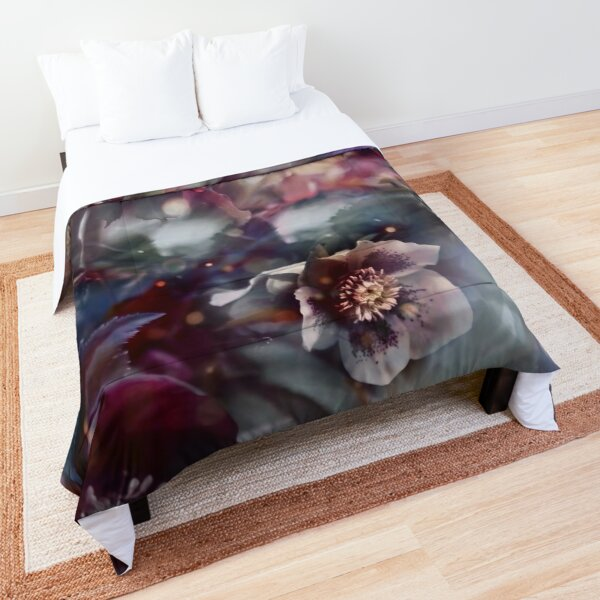 christmas roses Comforter