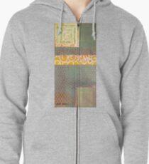 The Projectory of Seurat is not Forsaken Zipped Hoodie