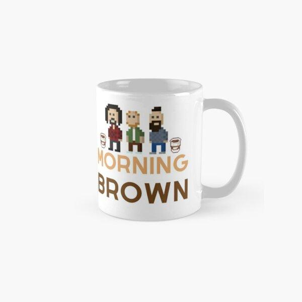 Morning Brown Aunty Donna Mug Classic Mug