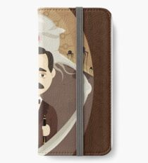 H. G. Wells iPhone Wallet/Case/Skin