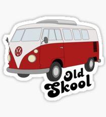 Old-Skool Sticker