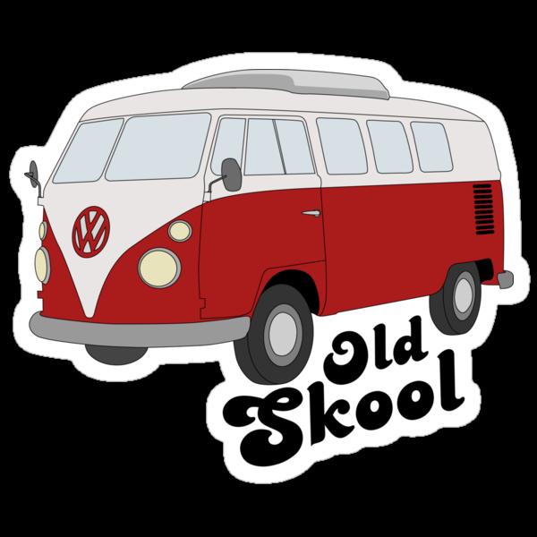 Old-Skool by Justin DiPierro
