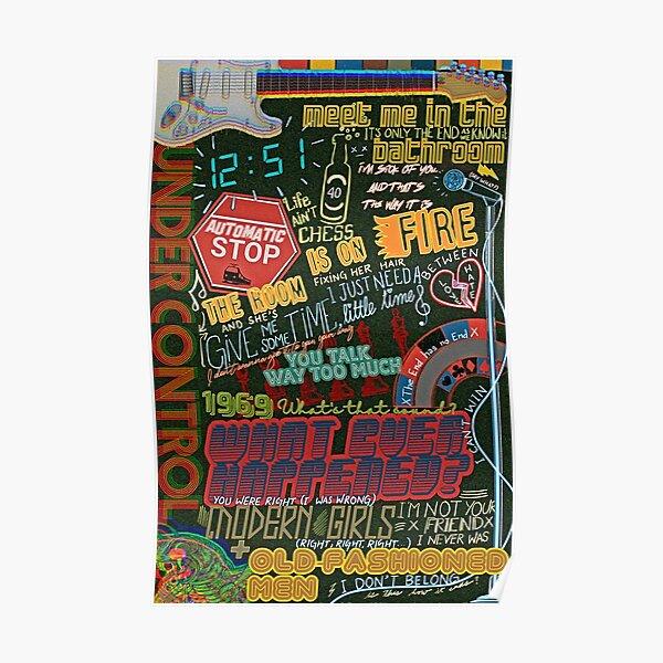 L'ORIGINAL RoF Groovy Poster