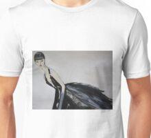 Ming  (Self-Portrait) Unisex T-Shirt