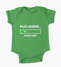12 Percent of a Plan One Piece - Short Sleeve