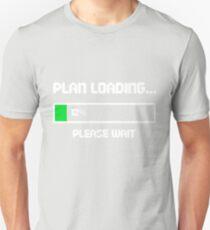 12 Percent of a Plan Unisex T-Shirt