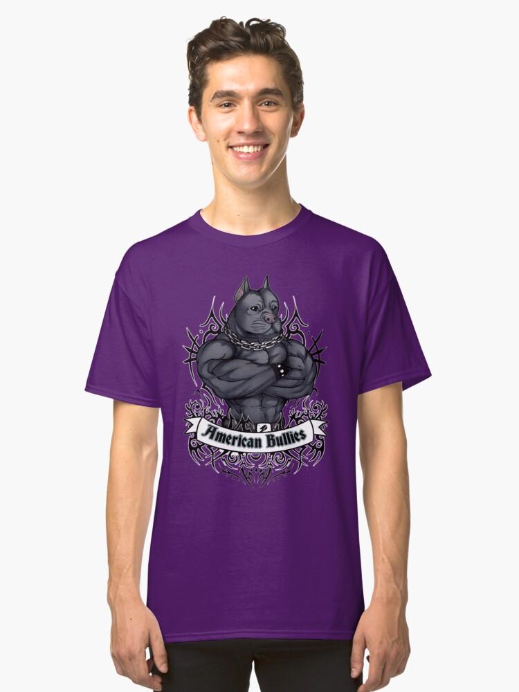 American Bullies Classic T-Shirt Front