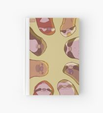 Sloth Friends Hardcover Journal