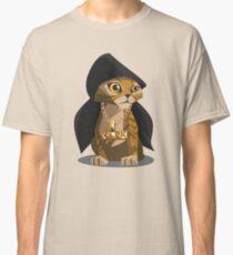 Cute Gangster Kitty Classic T-Shirt