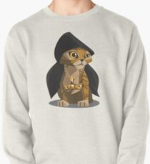 Cute Gangster Kitty Pullover