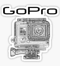GOPRO Digital Sports Camera Sticker