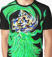 Dark Creator Halo Terror Graphic T-Shirt