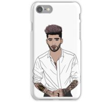 Zayn Malik Digital Art iPhone Case/Skin