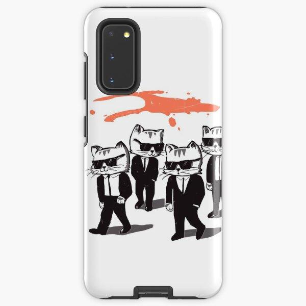 Reservoir cats Samsung Galaxy Tough Case