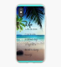 Life is a Beach iPhone Case