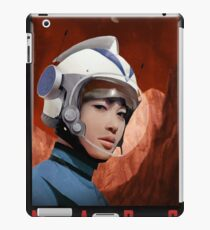Mars One Retro Sci-Fi Astronaut iPad Case/Skin