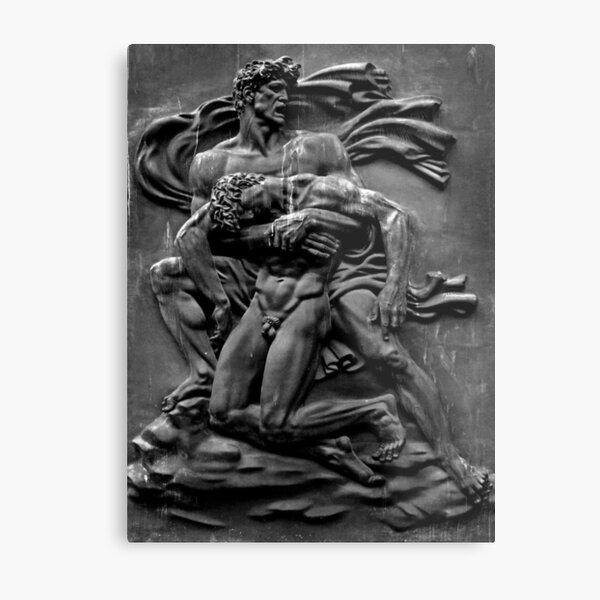 Arno Breker - Kameraden Metal Print