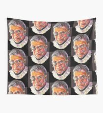 Supreme Court Justice Ruth Bader Ginsburg Wall Tapestry