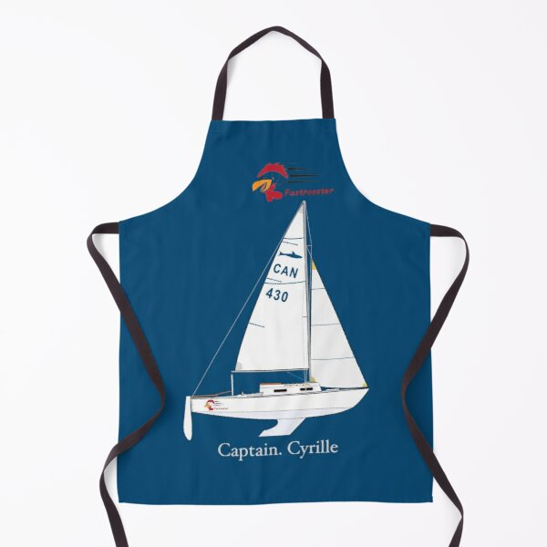 Boats Aprons Redbubble