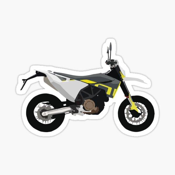 Motorcycle Husqvarna Supermoto 701 2021  Sticker