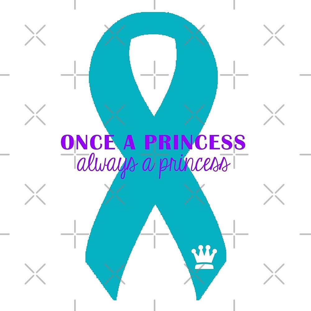 Always A Princess - Turquoise by Nisa Katz