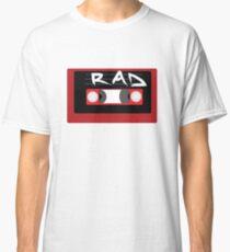 Rad Mixtape Classic T-Shirt
