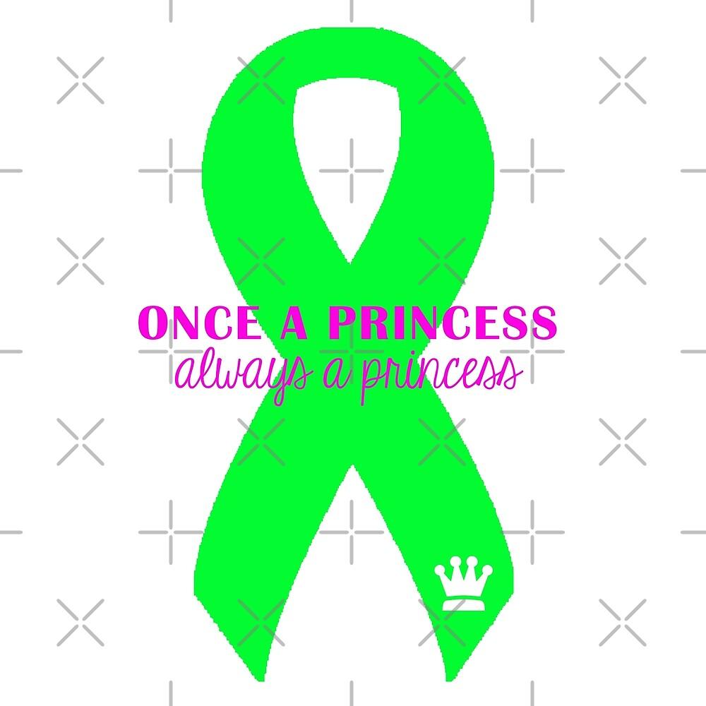 Always A Princess - Lime by Nisa Katz
