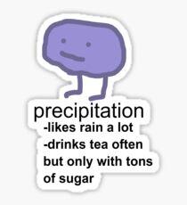 Precipitation Sticker