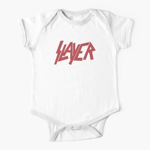 Slayer Merch Body manches courtes
