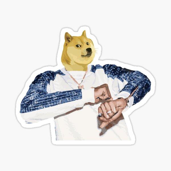 SNOOP DOGE Sticker