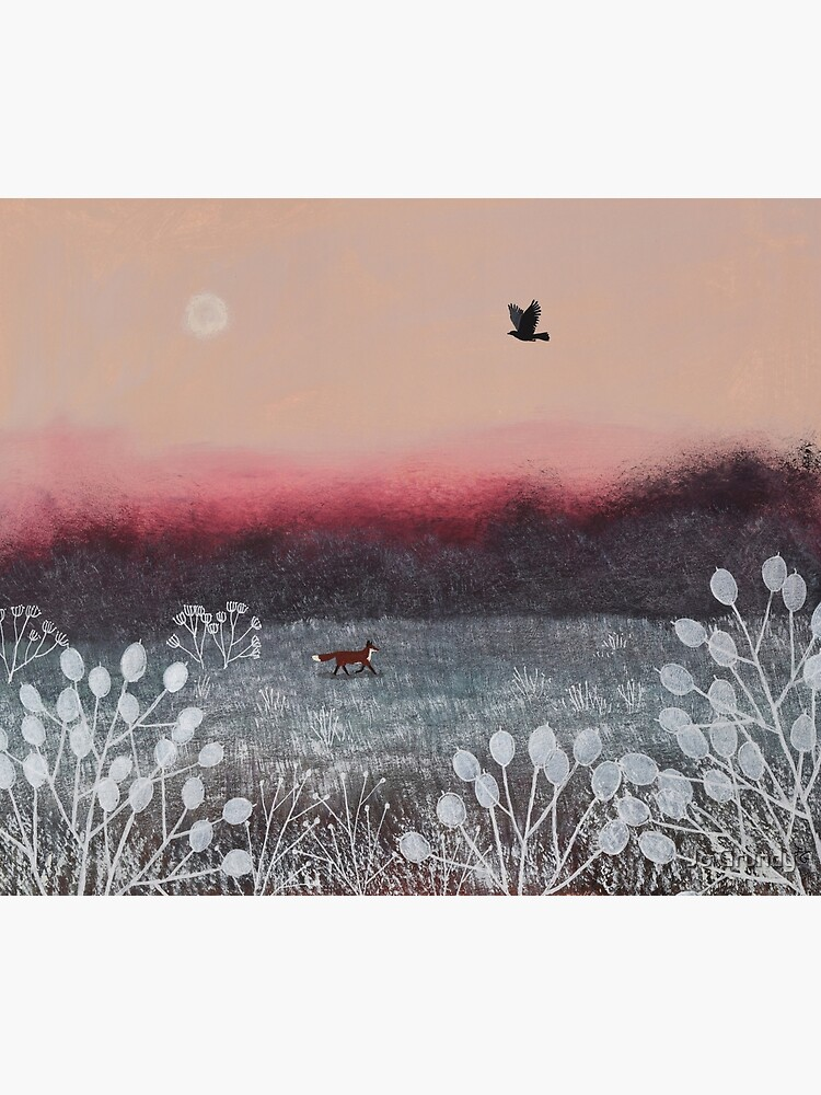 Frosty Dawn by Jogrundyart