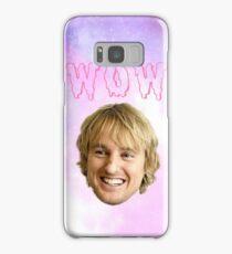 Owen WOWson Samsung Galaxy Case/Skin