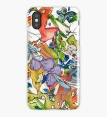 Rainbow Frolic iPhone Case/Skin
