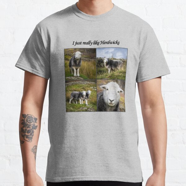 I Just Really Like Herdwicks Classic T-Shirt
