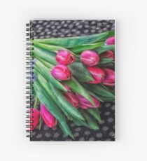 Spring Bouquet Spiral Notebook