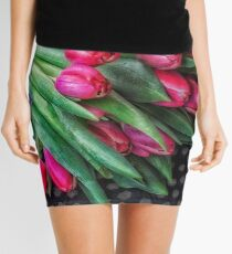Spring Bouquet Mini Skirt