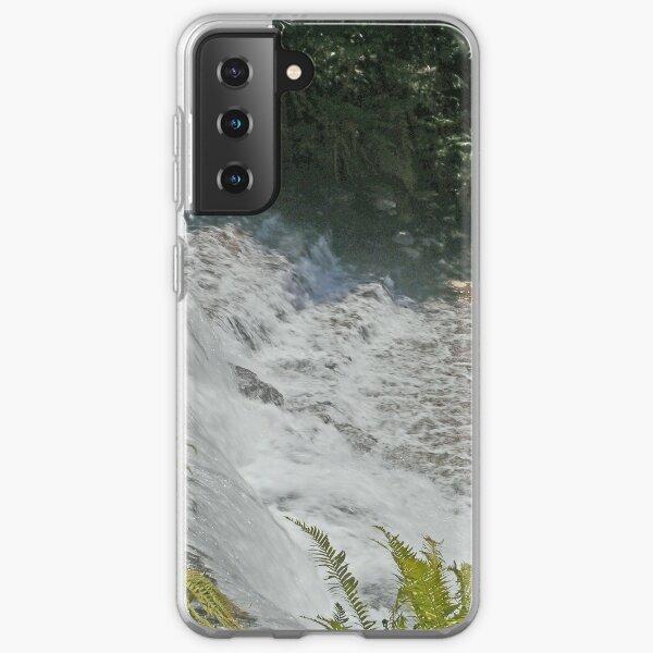 Liffey Falls, (first cascade), Tasmania, Australia Samsung Galaxy Soft Case