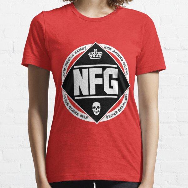 New Found Glory Logo Essential T-Shirt