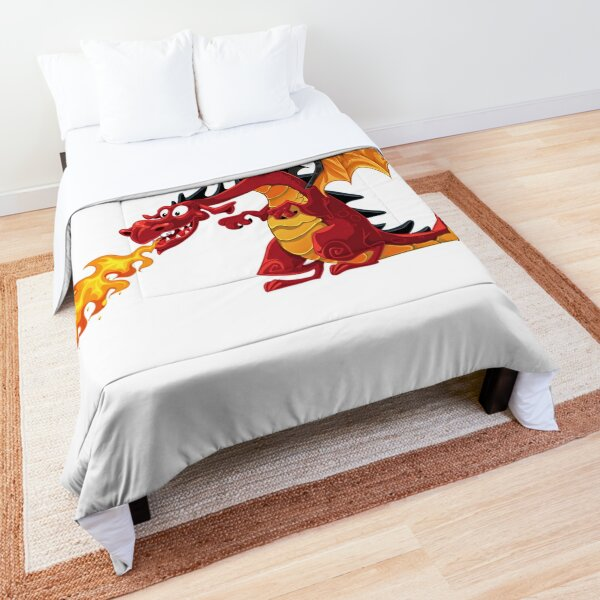 Dragon Fire breathing Comforter