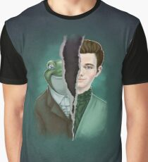 Froggy and Charlie Graphic T-Shirt