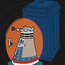 Daleks in Disguise - Tenth Doctor by murphypop