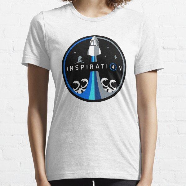 Model 156 - Inspiration4 Essential T-Shirt