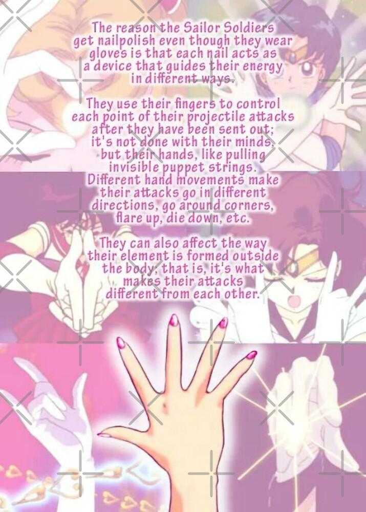 "Sailor Moon logics ""size edit"" by dakotarees90"