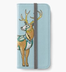 Mandala Deer iPhone Wallet/Case/Skin