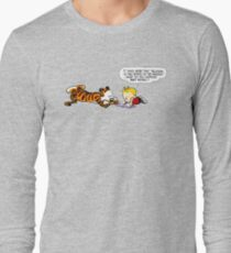 Calvin And Hobbes : Discussion T-Shirt