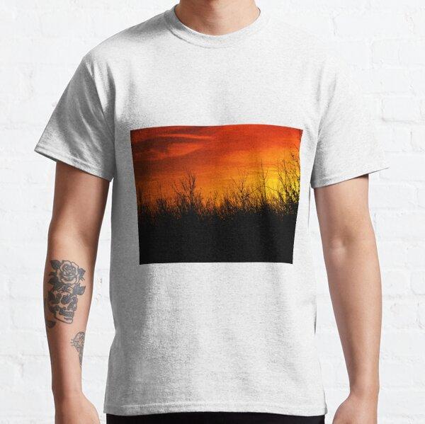 December Sunset  Classic T-Shirt