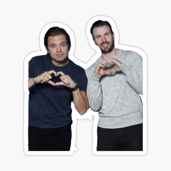 seb and cevans Sticker