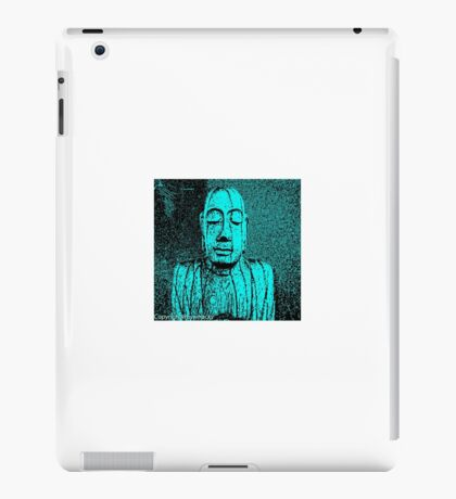 Karma in Turquise  iPad Case/Skin