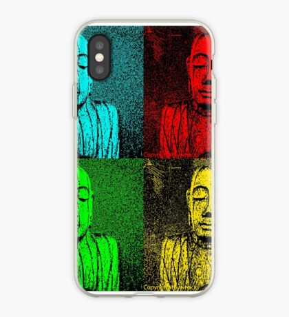 Karma Squared = 4 x the luck iPhone Case