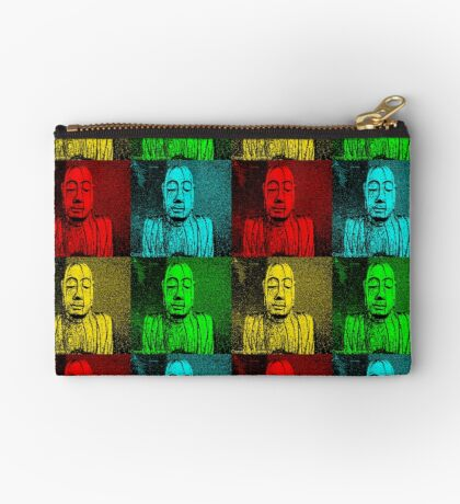 Karma Squared = 4 x the luck Studio Pouch